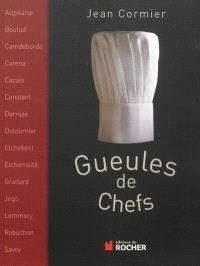 Gueules de chefs