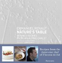 Nature's table : refined recipes from an Alpine chalet