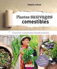 Plantes sauvages comestibles : cueillir la nature parmi les prés et les bois