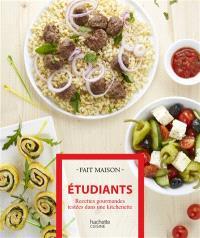 Etudiants : recettes testées dans une kitchenette