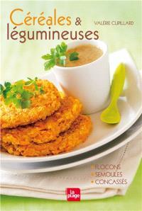 Céréales et légumineuses : flocons, semoules, concassés