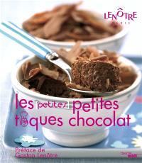 Les (petites) petites toques au chocolat