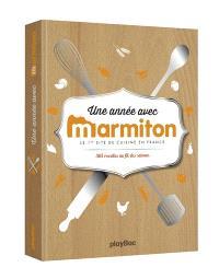 Une année avec Marmiton : 365 recettes au fil des saisons