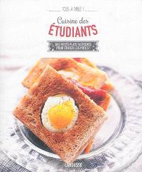 Cuisine des étudiants : des petits plats fastoches pour épater les potes !