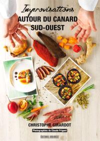 Improvisations autour du canard Sud-Ouest : Christophe Girardot relève le défi lancé par 15 chefs étrangers pour cuisiner le canard gras