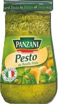 Pesto Panzani : les meilleures recettes
