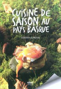 Cuisine de saison au Pays basque