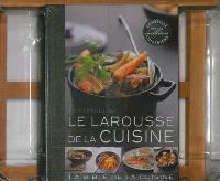 Le Larousse de la cuisine : 1.400 recettes