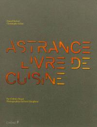 Astrance : livre de cuisine