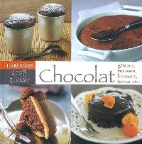 Chocolat : gâteaux, mousses, boissons, tartes, etc
