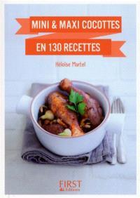 Mini & maxi cocottes en 130 recettes