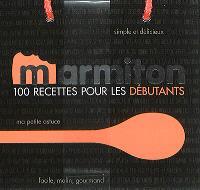 100 recettes pour les débutants