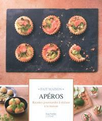 Apéros : recettes gourmandes à réaliser à la maison
