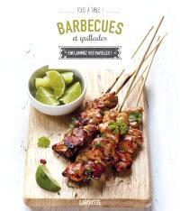 Barbecues et grillades : enflammez vos papilles !