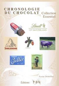 Chronologie du chocolat