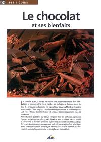 Le chocolat : et ses bienfaits