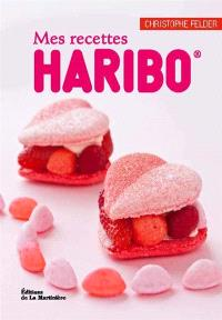 Mes recettes Haribo