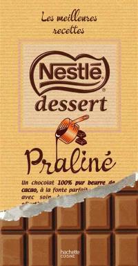 Nestlé dessert praliné : les meilleures recettes