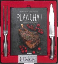 Plancha : et barbecue entre amis