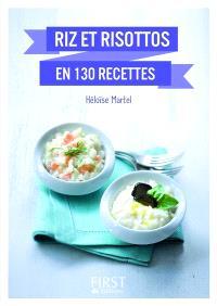 Riz et risottos en 130 recettes