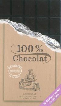 100 % chocolat