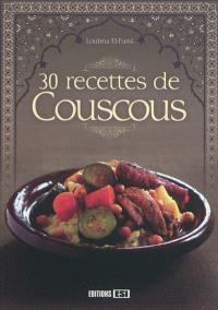 30 recettes de couscous