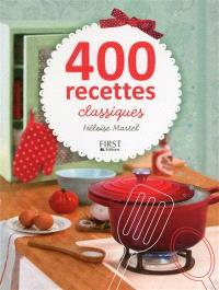 400 recettes classiques