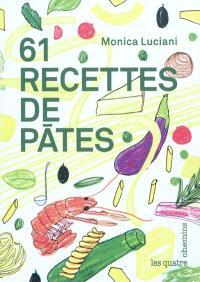 61 recettes de pâtes