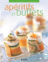 Apéritifs et buffets : 150 recettes de cuisine gourmandes, faciles à réaliser