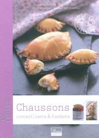 Chaussons croustillants & fondants