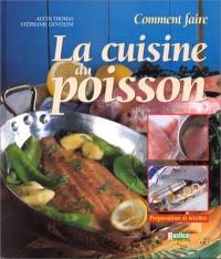Comment faire la cuisine du poisson