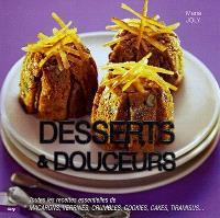 Desserts & douceurs