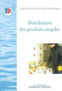 Distribution des produits surgelés
