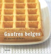 Gaufres belges et autres délices