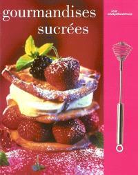 Gourmandises sucrées