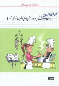 L'étudiant en cuisine