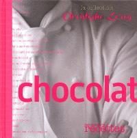 La collection Christophe Leroy, Chocolat