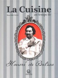 La cuisine au temps de Honoré de Balzac