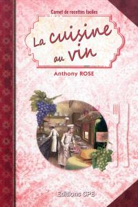 La cuisine au vin