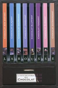 La petite bibliothèque du chocolat