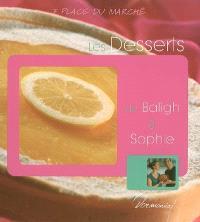 Les desserts de Baligh et Sophie