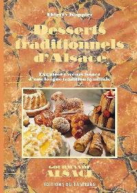 Les desserts traditionnels d'Alsace