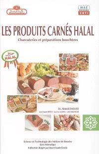 Les produits carnés halal : charcuteries et préparations bouchères