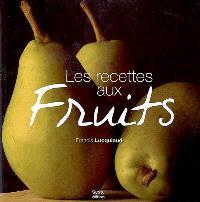 Les recettes aux fruits