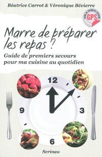 Marre de préparer les repas : guide de premiers secours pour bien cuisiner au quotidien