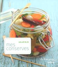 Mes conserves