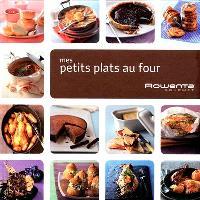 Mes petits plats au four
