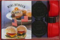 Mini-burger party !