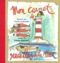 Mon carnet de recettes de la mer