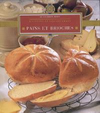 Pains et brioches : recettes de grands chefs